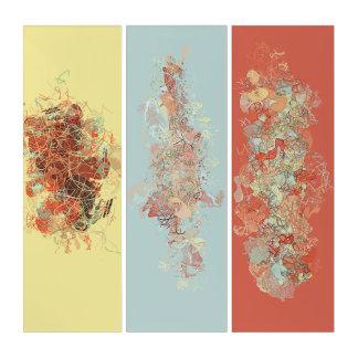 Organika II Triptych