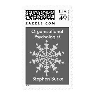 Organisational Psychologist - Stephen Joseph Burke Postage