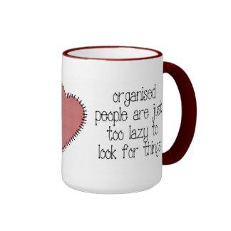 Organised People Coffee Mug