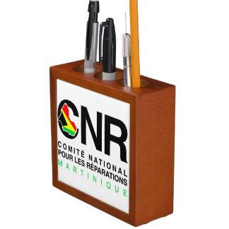 Organiseur de bureau CNR Décennie Pencil/Pen Holder