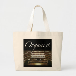 Organist at your service bag