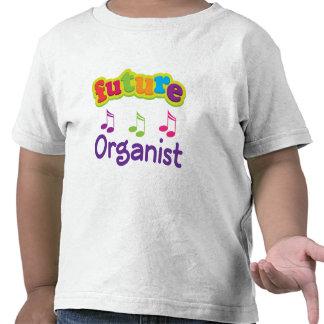 Organist (Future) Shirts