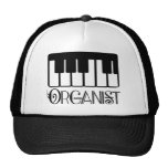 Organist Keyboard Gift Trucker Hat