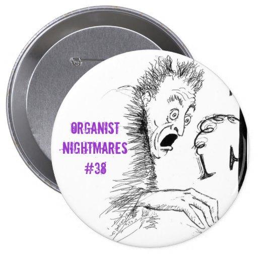 Organist nightmares 38 button