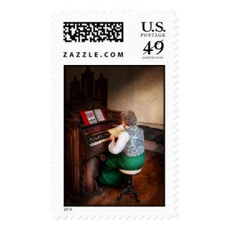 Organist - The lord is my shepherd Postage