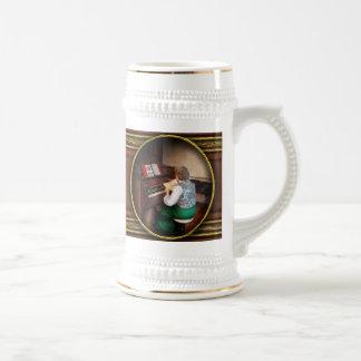 Organista - el señor es mi pastor taza de café