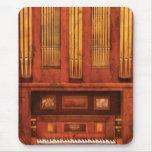 Organista - órgano de Skippack Ville - 1835 Alfombrilla De Ratón