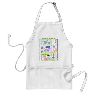 Organists are everything apron