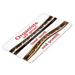 Organists are Great flexible magnet Rectangular Photo Magnet