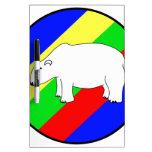 Organización baja móvil de la defensa de Navase Tableros Blancos