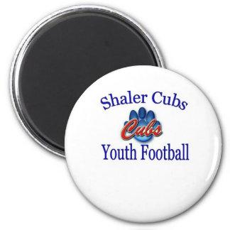 Organización del fútbol de la juventud de Shaler C Imán Redondo 5 Cm