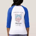 Organización para la camisa para mujer del LS de l