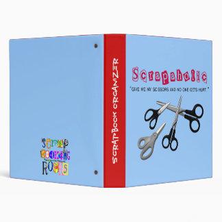 Organizador de Scrapbooking