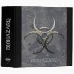 """Organizador del Biohazard del Grunge - 2,0"""" carpet"""