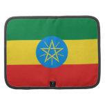 Organizador del folio de la bandera de Etiopía