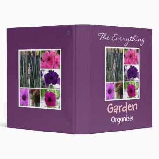 """Organizador del jardín carpeta 1"""""""