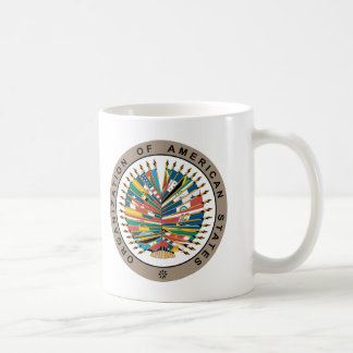 Organization of American States, English Coffee Mug