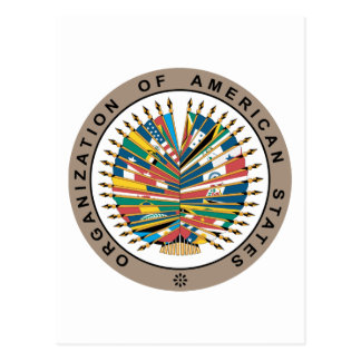 Organization of American States, English Post Cards