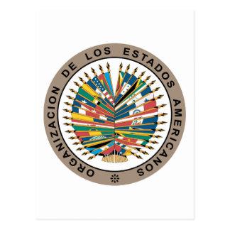 Organization of American States, Spanish Post Cards