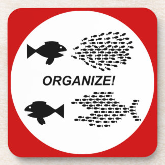 Organize coaster