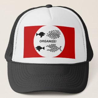 Organize hat