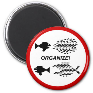 Organize magnet magnet