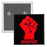 Organize pin