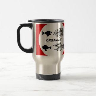 Organize travel mug