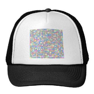 Organized Chaos Mesh Hats