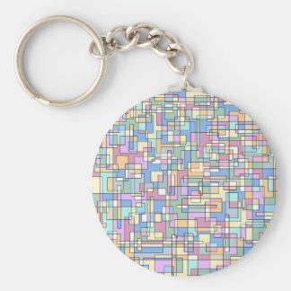 Organized Chaos Keychain