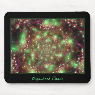 Organized Chaos Mouse Pad