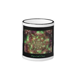 Organized Chaos Ringer Coffee Mug