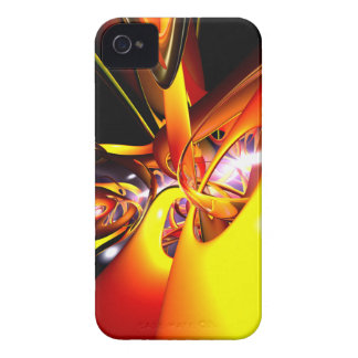 Organized Confusion Abstract Blackberry Bold Case