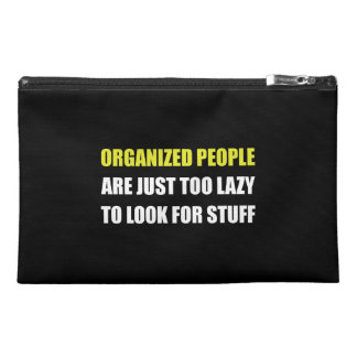 Organized People Travel Accessory Bag