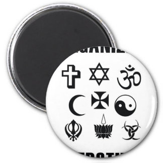 Organized Superstition Magnet
