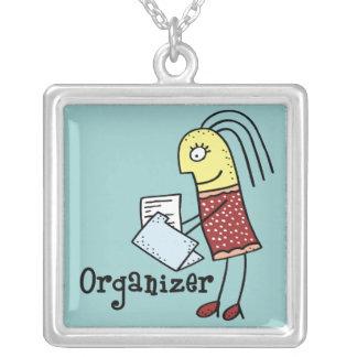 Organizer Career Necklace