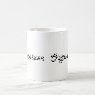 Organizer Classic Job Design Classic White Coffee Mug
