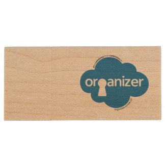 ORGanizer Wooden Flash Drive