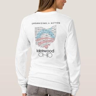 Organizing for Action-Lakewood Women's LS Shirt
