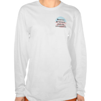Organizing for Action-Mason Women's White LS Shirt