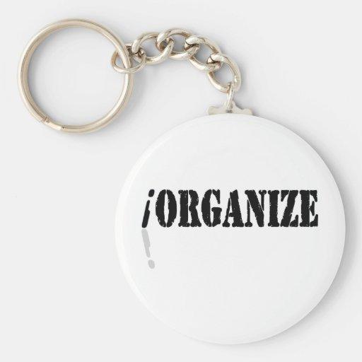 Organizo Llaveros Personalizados
