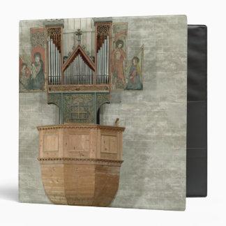 """Órgano, 1390 carpeta 1 1/2"""""""