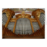 Órgano de Arth-Oberarth, Suiza Tarjeta