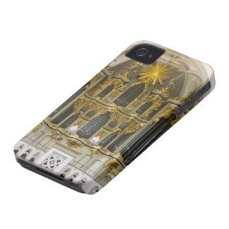 Órgano de Berlín Marienkirche Case-Mate iPhone 4 Carcasas