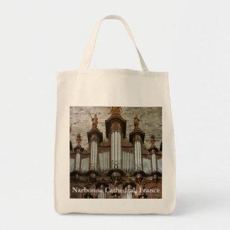 Órgano de la catedral de Narbona Bolsas De Mano