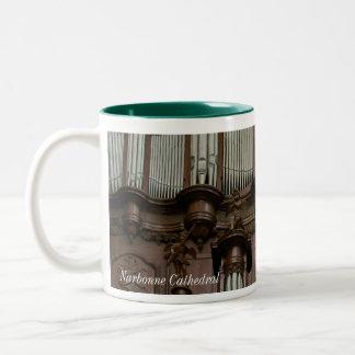 Órgano de la catedral de Narbona Taza De Dos Tonos