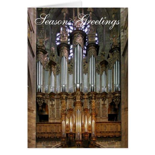 Órgano de la catedral de Rodez Felicitacion