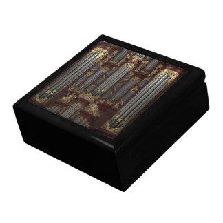 Órgano de la iglesia caja de regalo