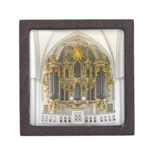 Órgano de la iglesia de Berlín Cajas De Regalo De Calidad