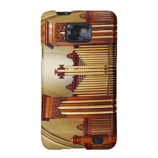 Órgano de la iglesia samsung galaxy s2 funda